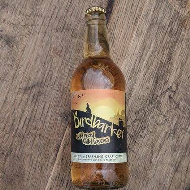 Birdbarker Cider bottled Ross on Wye Cider & Perry Co. Ltd.
