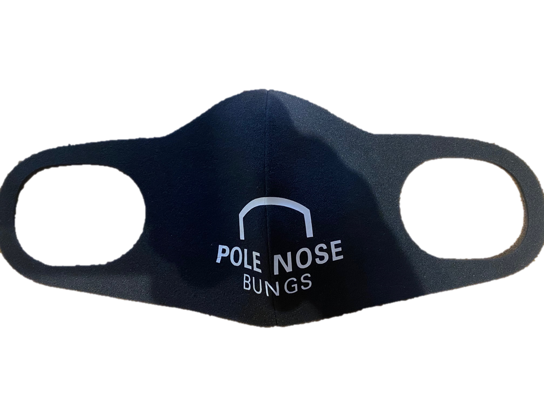 Pole Nose Bungs - Face Mask