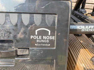 Box Sticker LOGO - POLE NOSE BUNGS