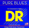 D.R Pure Blues Electric Guitar Strings 9-42