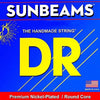 D.R SunBeams Bass Strings 45-105