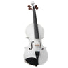 Stentor Harlequin Violin Size 4/4 White 1401AWH