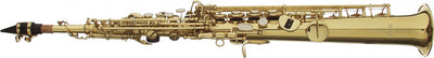 Stagg Soprano Saxophone WS-SS215S With Soft Case
