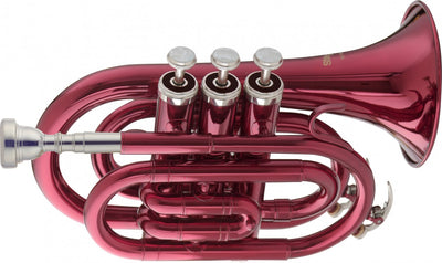 Stagg Pocket Trumpet WS-TR247S With Soft Case