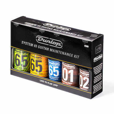 Dunlop Guitar Care System Maintenance kit 6500