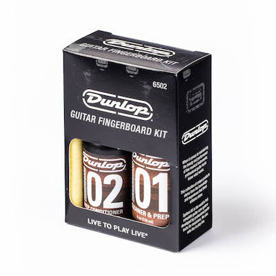Dunlop Guitar Fingerboard Kit 6502
