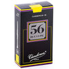 56 Rue Vandoren Bb Clarinet Strength 3.5 Reeds 10 Per Pack