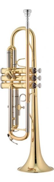 Jupiter JTR700Z Bb Trumpet With Case