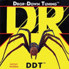 D.R Drop Down Tuning Bass Strings 55-115