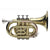 J.Michael Bb Pocket Trumpet Outfit With Case 4813