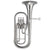 Jupiter JAH700Z Eb Tenor Horn With Case