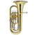 Jupiter JEP1120 Bb Euphonium Compensated With Case