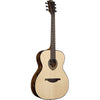 LAG T318A Auditorium Natural Solid Engelmann Spruce Acoustic Guitar