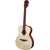 LAG TN70A Auditorium Solid Canadian Spruce Nylon Guitar