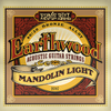 Ernieball Earthwood 80/20 Bronze Mandolin Loop End Strings Light 9