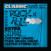 Ernie ball Classic Pure Nickel Guitar Stings Slinky Extra 8 - 38