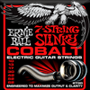 Ernie Ball Slinky Guitar Strings Cobalt 7 String STHB 10-62