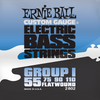 Ernieball Stainless Steel Flatwound Firm Bass Strings 55-110