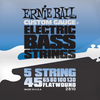 Ernieball Stainless Steel Flatwound 5-String Bass 45-130