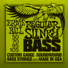Ernieball Nickel Roundwound Bass Strings Slinky Regular 50-105