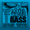 Ernieball Nickel Roundwound Bass Strings Slinky Extra 40-95