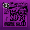 Ernie ball Slinky Nickelwound 3 x sets of Power Slinky Guitar Strings 11-48