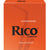Rico Standard Reeds Strength 2 Baritone Saxophone 3 Pack Orange