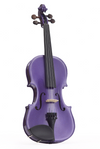 Stentor Harlequin Violin Size 3/4 Purple 1401CPU