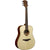 LAG T88D Dreadnought Natural Engelmann Spruce Acoustic Guitar