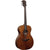 LAG T98A Auditorium Natural Solid Khaya Acoustic Guitar