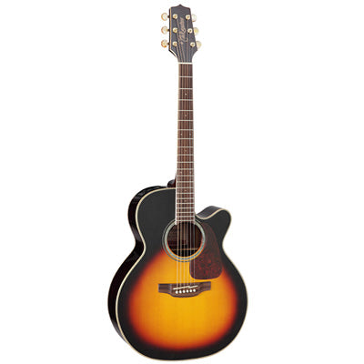 Takamine GN71CE Rosewood NEX Cutaway Sunburst Electro Acoustic Guitar
