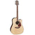 Takamine GD93CE Rosewood Dreadnaught Cutaway Natural Electro Acoustic Guitar