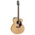 Takamine GJ72CE Flame Maple Jumbo Cutaway Natural Electro Acoustic Guitar