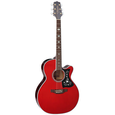 Takamine GN75CE Maple NEX Cutaway Wine Red Electro Acoustic Guitar