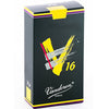 V16 Vandoren Tenor Sax Reeds Strength 4 (5 Per Pack)