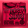 Ernie ball Slinky Nickelwound Burly Slinky Guitar Strings 11 - 52