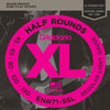 D'Addario XL Half Rounds Bass Strings ENR71-5SL  5-String/Super Long 45 - 130