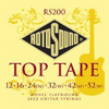 Rotosound Toptape Jazz Guitar RS200  12 - 52