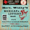 Dunlop Rev. Willy Super Fine Guitar Strings 8-40