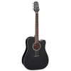 Takamine GD15CE Mahogany Dreadnought Black Electro Acoustic Guitar