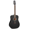Takamine GD30 Mahogany Dreadnaught Black Acoustic Guitar