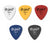 Dunlop Poly Picks Selection Box 432 Picks