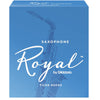 Rico Royal Baritone Saxophone Reeds 2.5 Strength 10 Pack