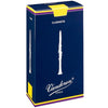 Traditional Vandoren Alto Clarinet Strength 1 (Pack of 10)