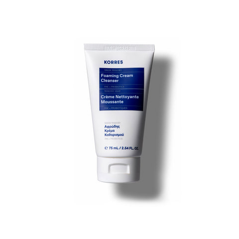 Greek Yoghurt Foaming Cream Cleanser, Travel Size