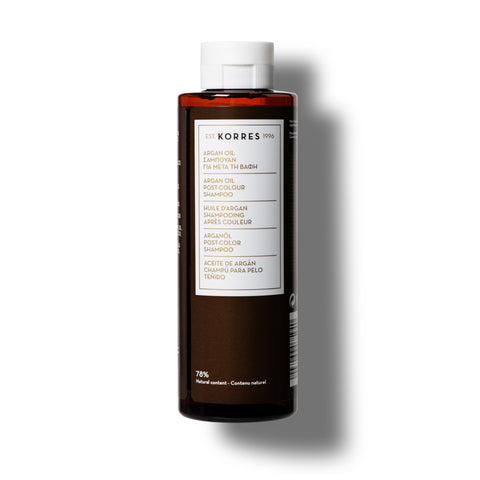 Argan Oil Post-Colour Shampoo