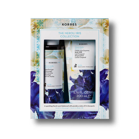 Neroli Iris Ultra Hydrating Body Set