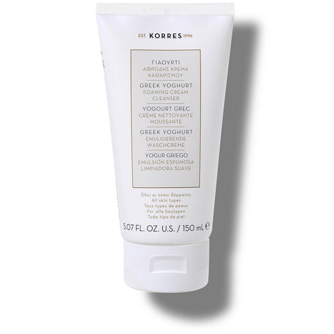Limited Edition Greek Yoghurt Foaming Cream Cleanser