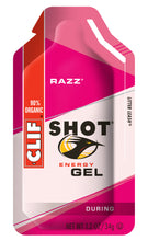 Load image into Gallery viewer, Clif Gels - box of 24