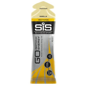 SiS GO Energy Gels 60Ml  Vanilla